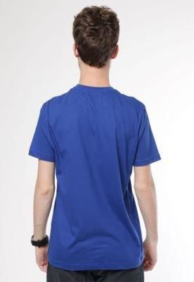 Camiseta Aleatory Day Azul