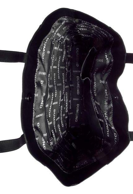 Bolsa Dumond Recorte Preta : Bolsa sacola dumond recorte preta compre agora dafiti