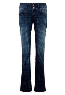 Calça Jeans M.Officer Button Comfort Azul