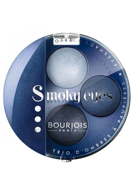 sombra smoky eyes bourjois bleu jeans compre agora dafiti brasil. Black Bedroom Furniture Sets. Home Design Ideas