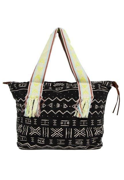 Bolsa Feminina Billabong : Bolsa billabong radiant travela preta compre agora
