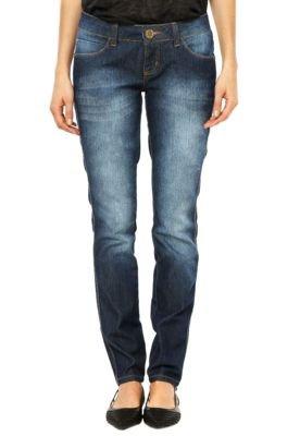 Calça Jeans Coca-Cola Jeans Skinny Bolso Azul