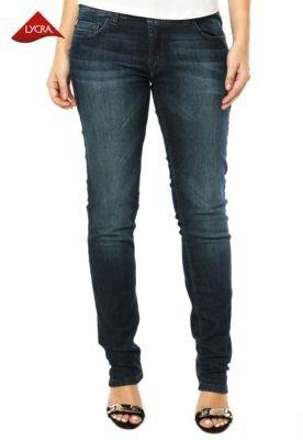 Calça Jeans Ellus Estonada Azul