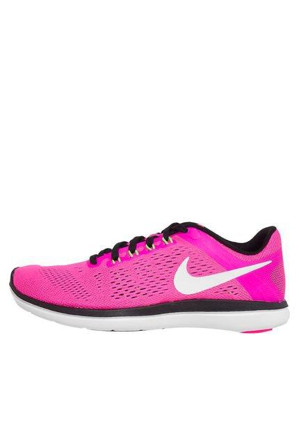 Tênis Nike WMNS Flex 2016 RN Rosa