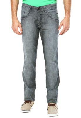 Calça Jeans Biotipo Slim Fit Style Cinza