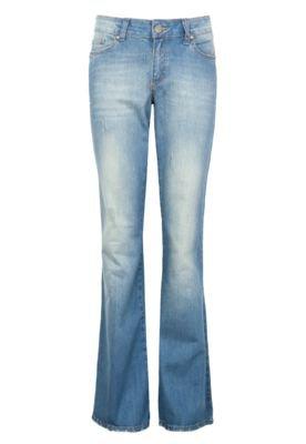 Calça Jeans M. Officer Reta Mens Azul