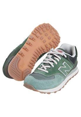 Tênis New Balance 574 Nature Pack Verde