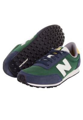 Tenis New Balance 410 Suede Verde