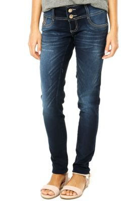 Calça Jeans Sawary Jegging Cool Azul