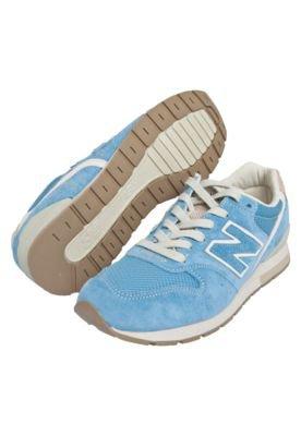 Tênis New Balance Basic 996 Azul