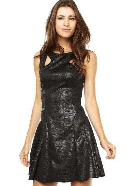 Dicas de vestidos pretos para balada inspiradas em Isabelle Drummond