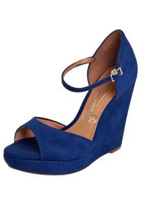 Sandália Vizzano Glam Azul