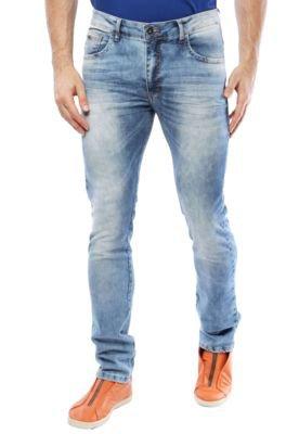 Calça Jeans Sommer Skinny New Azul