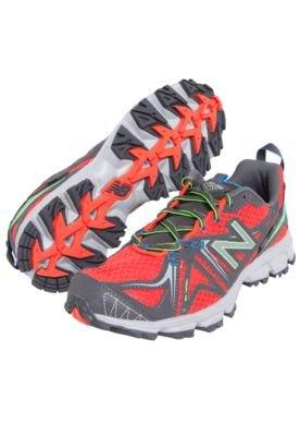 Tênis New Balance MT610 Vermelho