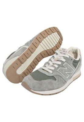 Tênis New Balance 996 Cinza