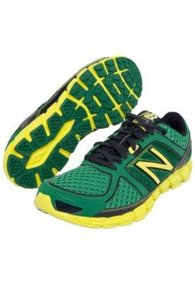 Tênis New Balance M750 Verde
