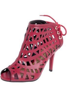 Sandália Vizzano Style Vermelha