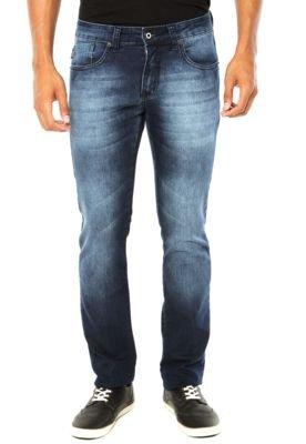 Calça Jeans Triton Reta Straight Gils New Azul