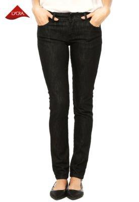 Calça Jeans Ellus Skinny Black 9 Preta