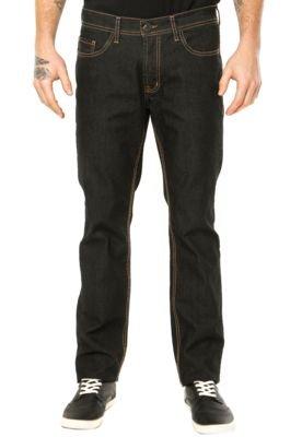 Calça Jeans Iódice Denim Reta Classic Preta