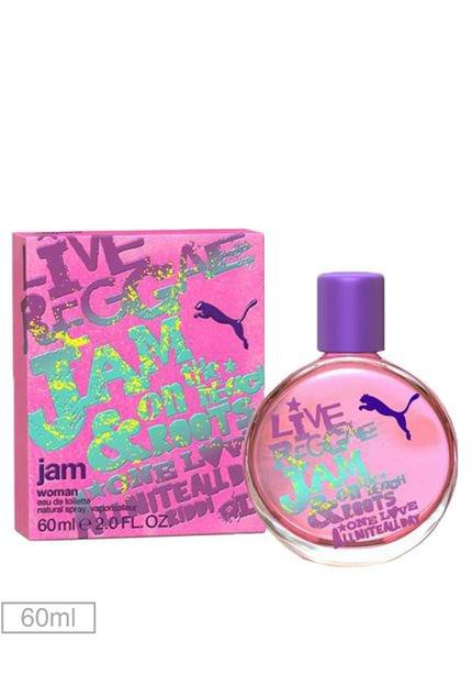 Perfume Jam Puma Eau de Toilette Feminino 60 Ml