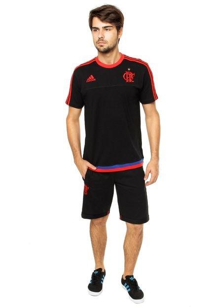 167d7f5ccc Camisa ADIDAS Performance Flamengo Preta Compre Agora. Camisa ADIDAS  Performance. Regata adidas Performance RPL Flamengo Branca Compre