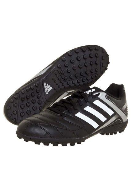 chuteira society adidas puntero ix tf b 26228 - preto - Couleurs Bijoux 64cb778726283