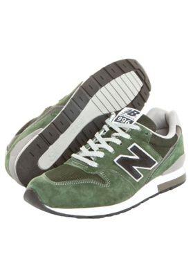 Tênis New Balance 996 Revlit Verde