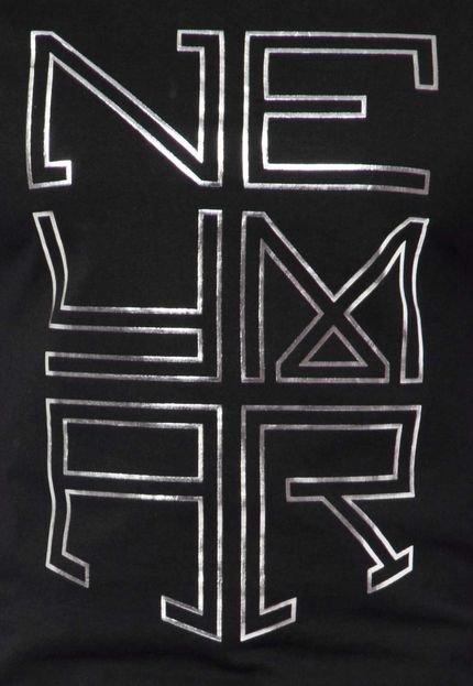 camiseta nike neymar logo tee preta compre agora