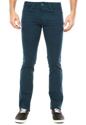 Calça Jeans Biotipo Slim Fit Verde