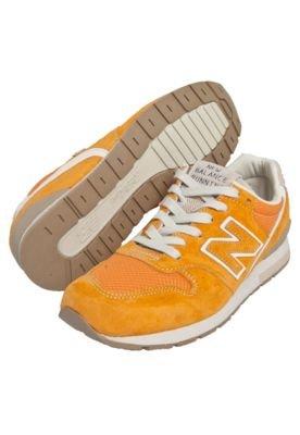 Tênis New Balance Basic 996 Amarelo