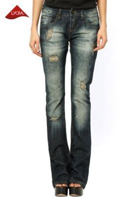 Calça jeans Ellus Okawa azul