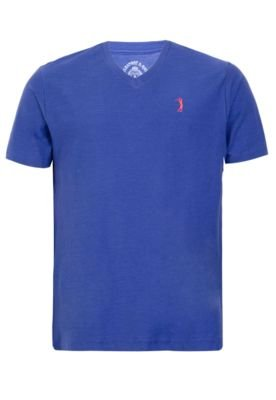 Camiseta Aleatory Authentic Azul