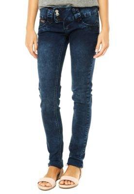 Calça Jeans Sawary Skinny Cool Azul