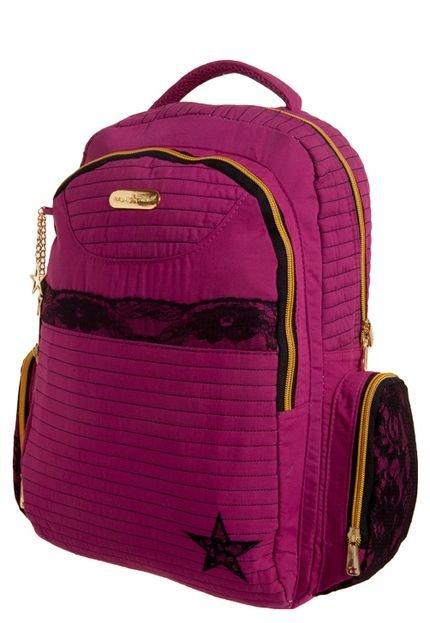 Bolsa Dourada Planet Girl : Mochila dermiwil planet girls g rosa compre agora