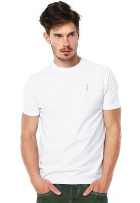 Camiseta Aleatory Simple Branca