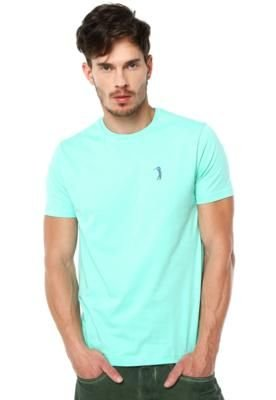 Camiseta Aleatory Simple Verde