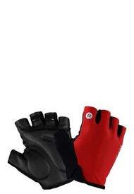 Guantes Ciclismo Medio Dedo S106BK - Color Rojo