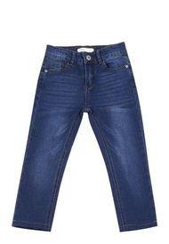 Jeans 5 Bolsillos Niño Denim Corona
