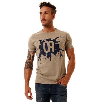 Camiseta Oitavo Ato OA Riscado Cinza