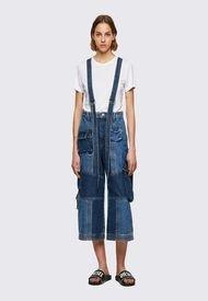Jeans De Amethy Trousers Azul Diesel