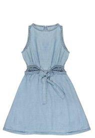 Vestido Funny Azul Ficcus