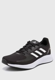 Zapatilla Negra Adidas Runfalcon 2.0