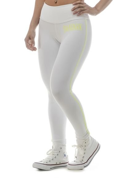 Shatark Legging Shatark Color  Branco 0oEqV