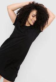 Vestido Negro Gap