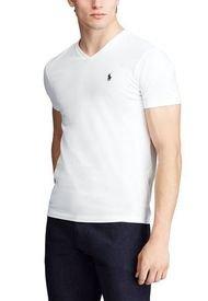 Camiseta Blanco Polo Ralph Lauren M Classics White Ssl-Tsh