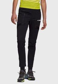 Pantalón de Senderismo adidas outdoor W Zupahike Pts Negro - Calce Regular