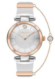 Reloj Plateado Kenneth Cole New York