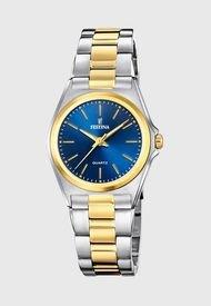 Reloj Formal Azul Festina