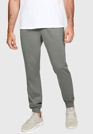 Jogger Under Armour Sportstyle Tricot Jogger Gris - Calce Slim Fit